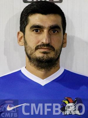 Murat Gicu Gabardin