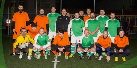 Campionatul de minifotbal Alpha Centauri - Team Amigos 03