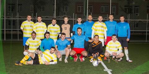 Campionatul de minifotbal Arsenal Voluntari - International 03