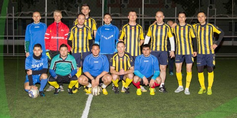 Campionatul de minifotbal Atletic Club 2014 - Beligi Team 01