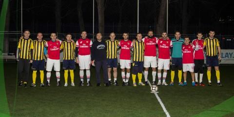 Campionatul de minifotbal Atletic Club 2014 - Player Fish 05