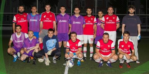 Campionatul de minifotbal Dream Team - Player Fish 03
