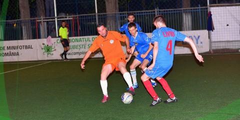 Campionatul de minifotbal FPAR - Finantistii 05