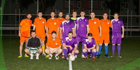 Campionatul de minifotbal Finantistii - Victoria Bucuresti 03