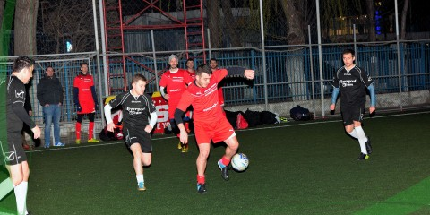 Campionatul de minifotbal Liverpool - Arsenal Supporters Club 15