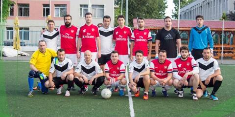 Campionatul de minifotbal Player Fish - MFC United Bucuresti 03