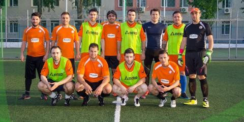 Campionatul de minifotbal Portocala Hidraulica - Finantistii 03