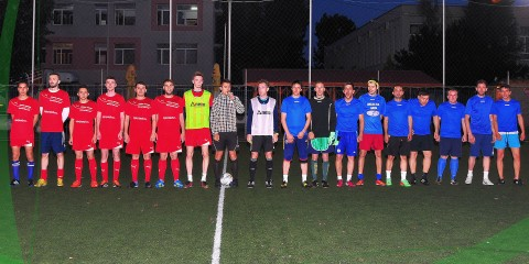 Campionatul de minifotbal Arsenal Romania Supporters Club - Coresi 28