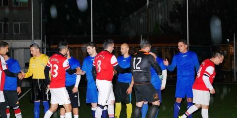 Campionatul de minifotbal Bucuresti Coresi - Player Fish 01
