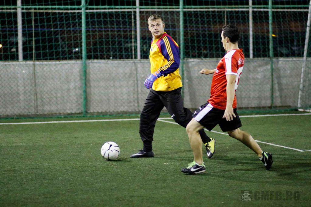 Razvan Eftimie - Cel mai bun portar