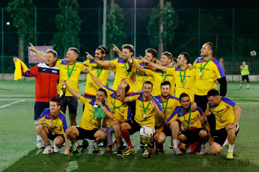 """Danco Pro - câștigătoarea Cupei """"Iubește Sportul"""" București"""